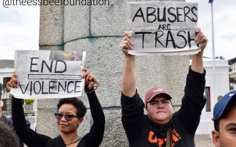 The march was also in an effort to raise funds for various causes under the #StopAbuse banner. Picture: The EssBee Foundation.