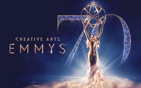 FILE: Picture: @TelevisionAcad/Twitter.