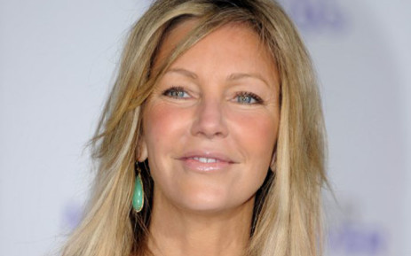 FILE: Actress Heather Locklear. Picture: AFP
