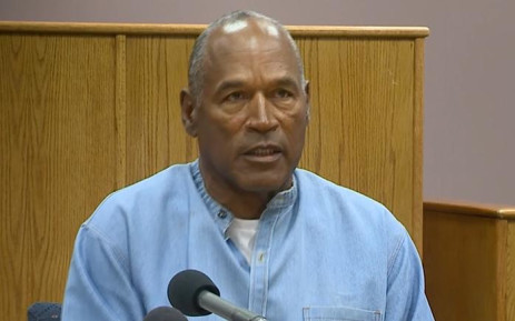 OJ Simpson.  Picture: CNN
