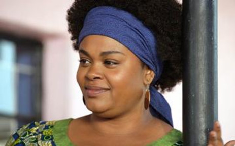 Jill Scott performed at this year's Cape Town International Jazz Festival.