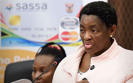 Minister of Social Development Bathabile Dlamini. Picture: GCIS.