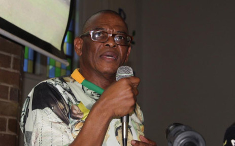 African National Congress (ANC) secretary-general Ace Magashule gives the Pixley ka Isaka Seme lecturer in Inanda, Durban on 10 January 2019. Picture: @MYANC/Twitter