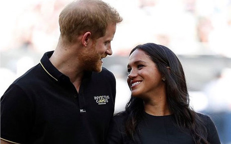 The Duke and Duchess of Sussex. Picture: @sussexroyal/instagram.com
