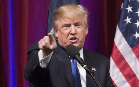 FILE: Republican presidential candidate Donald Trump. Picture: AFP.