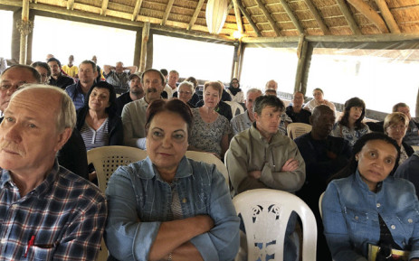 Kliprivier residents says those who carry out the land invasions are violent, leaving them fearing for their lives. Picture: Pelane Phakgadi/EWN.