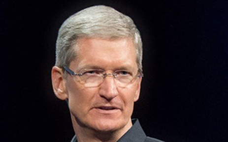 Apple CEO Tim Cook. Picture: Facebook.