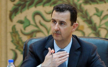 The US and Syrian rebels want Russia to join forces in ousting President Bashar al-Assad. Picture: AFP.