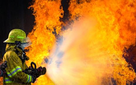 Joburg firefighters contain Diepsloot compost plant fire, Newsline