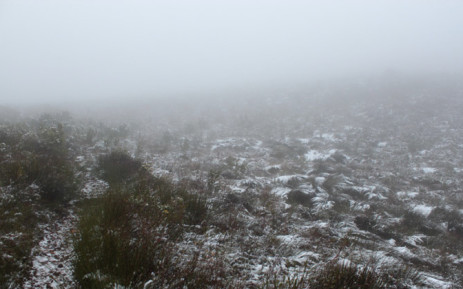 FILE: Weather authorities have also predicted snowfall in parts of the Western Cape. Picture: Stephen Phillipson.
