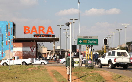 The Chris Hani Baragwanath Hospital in Soweto. Picture: EWN.