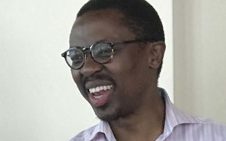 Professor Bongani Mayosi. Picture: @SAHeart_ZA/Twitter.