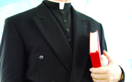 Priest. Picture:  Free Images.