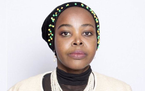 Morakane Mosupyoe. Picture: @GautengProvince/Twitter