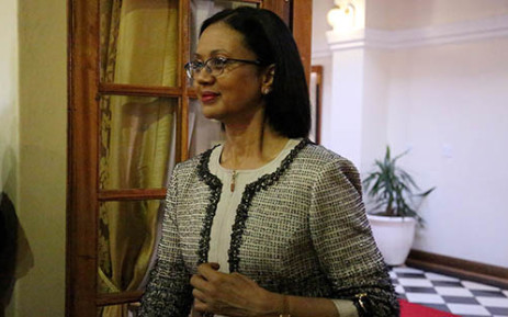 FILE: Energy Minister Tina Joemat-Pettersson. Picture: EWN.