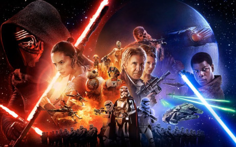 The poster for 'Star Wars: The Force Awakens'. Picture: Starwars.com