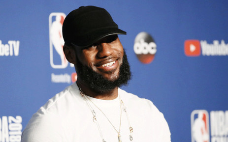 FILE: NBA star Lebron James. Picture: AFP