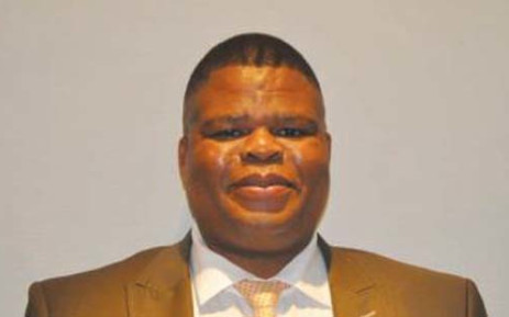 Newly appointed State Security Minister, David Mahlobo. Picture: EWN.