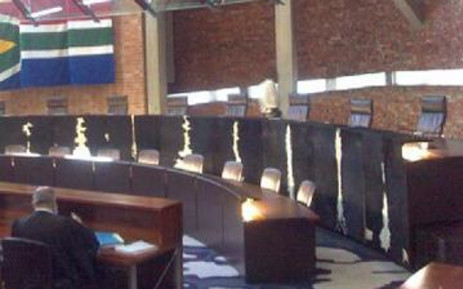 South Africa's Constitutional Court. Picture: EWN