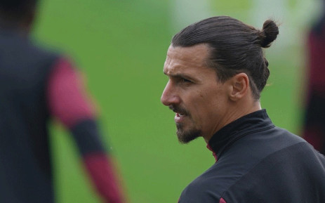 FILE: Zlatan Ibrahimovic. Picture: @Ibra_official/Twitter.