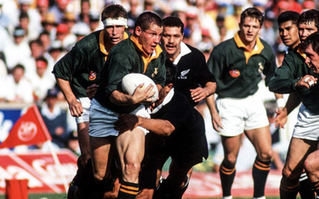 Former Springbok wing James Small dies