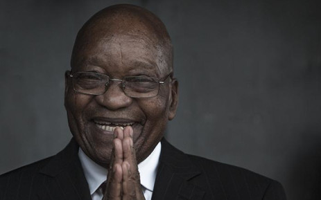 Former President Jacob Zuma. Picture: Sethembiso Zulu/EWN