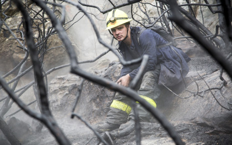 FILE: Firefighters will continue to keep a close eye on Cape Point after a fire flare-up in the area on Sunday. Picture: Thomas Holder/EWN