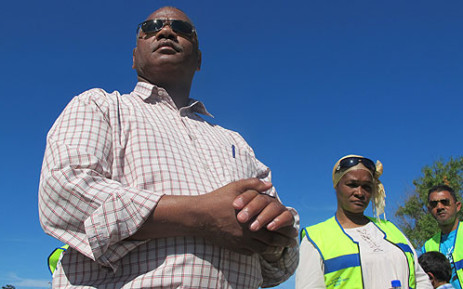 The Community Safety MEC has been accused of being in cahoots with Cape gang bosses.