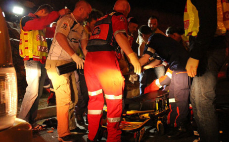 FILE. Six others are receiving treatment in Limpopo, but Wits management says some of them will be moved to Johannesburg for specialist treatment. Picture: @ER24EMS