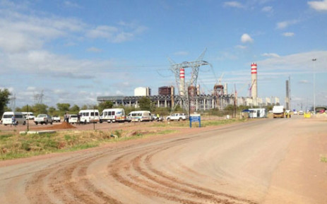 The Medupi power-station is the 4th largest coal fired power station in the world. Picture: Lesego Ngobeni/EWN.
