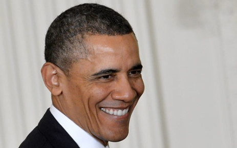 US President Barack Obama will begin his eight-day three-nation African tour on Wednesday. Picture: AFP.