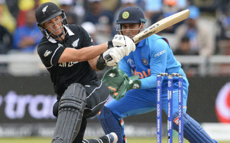 Ne Zealand vs India in the Cricket World Cup 2019 semi-final. Picture: ICC.