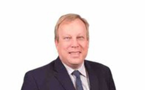Newly appointed acting South Africa Revenue Services Commissioner Mark Kingon. Picture: LinkedIn