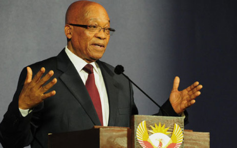 President Jacob Zuma. South Africa. Picture: GCIS.