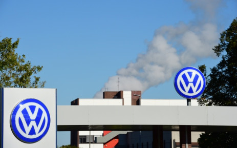 Car maker Volkswagen's headquarters in Wolfsburg, central Germany. Picture: AFP.