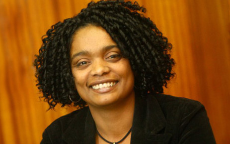 'Sunday Times' Editor Phylicia Oppelt. Picture : Phylicia Oppelt Facebook page.