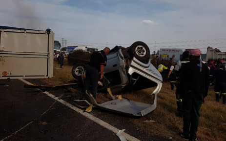 Truck's sudden stop may have caused deadly N3 South crash – RTMC