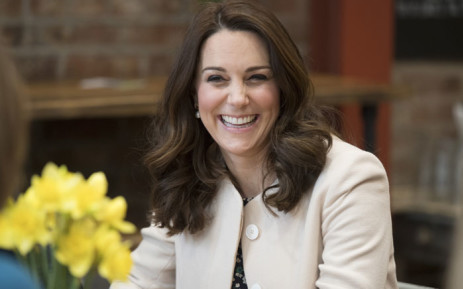 Catherine, the Duchess of Cambridge. Picture: AFP