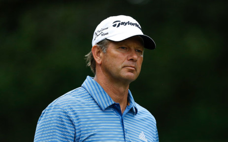 South African golfer Retief Goosen. Picture: AFP