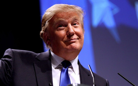 FILE: US president-elect Donald Trump. Picture: AFP.