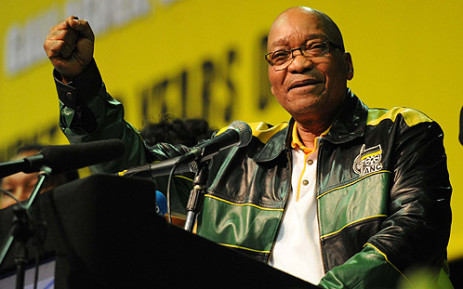 President Jacob Zuma. Picture: Taurai Maduna/EWN