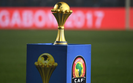 FILE: The Africa Cup of Nations trophy. Picture: AFP