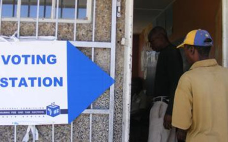 The lowest percentage of registered voters is four percent in the Western Cape.