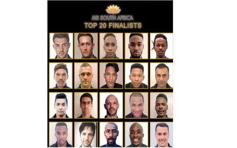 The 2019 Mr SA finalists. Picture: Twitter