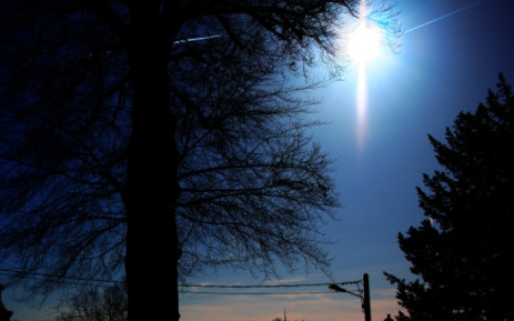 UFO off California? Nope, just a missile test