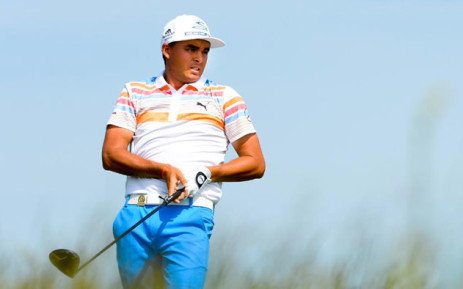 Rickie Fowler. Picture: @usopengolf/Twitter