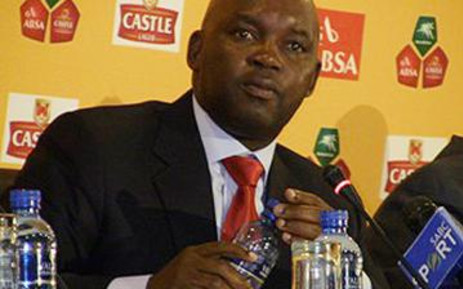 Former Bafana Bafana coach Pitso Mosimane. Picture: EWN.