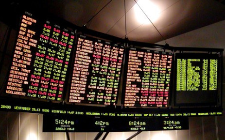 FILE: Stock exchange. Picture: stock.xchng.