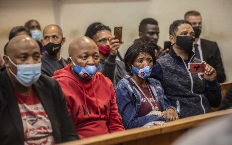 GALLERY: Nathaniel Julies murder accused face bereaved family in court, Newsline