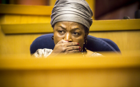 Speaker Baleka Mbete. Picture: Thomas Holder/EWN.